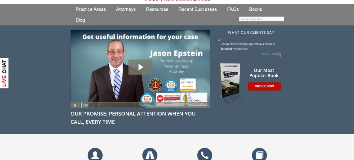 Seattle personal injury attorney